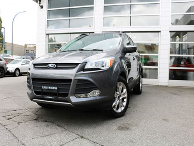 2013 Ford Escape 4wd Financing Available You Work You Drive Apply O in Surrey, British Columbia