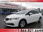 2014 Honda Civic LX | TINT | 1 OWNER | NO ACCIDENTS in Hamilton, Ontario