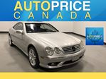 2003 Mercedes-Benz CL-Class MOONROOF|NAVIGATION|LEATHER in Mississauga, Ontario