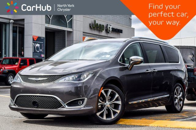 2017 CHRYSLER Pacifica Limited Adv.SafteyTec.,Uconnect Theater,Tire/Wheel Pkgs 20Alloys in Thornhill, Ontario