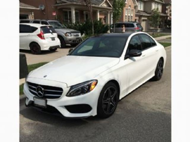 2017 MERCEDES-BENZ C-Class C 300 4MATIC in Mississauga, Ontario