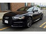 2016 Audi S6 Sport 4.0T 450HP 444TQ Appearence Protection in Mississauga, Ontario