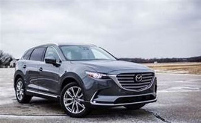 2017 mazda cx-9 2.50 awd 4dr gs-luxury - mississauga | wheels.ca
