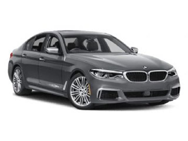 2017 BMW 5 Series 540 in Mississauga, Ontario