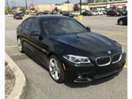 2016 BMW 5 Series 535i xDrive M Sport, Premium Enhanced, Wear Protection in Mississauga, Ontario