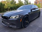 2015 BMW M5 Ultimate pack, Carbon Ceramic Brakes + Ware Protection in Mississauga, Ontario
