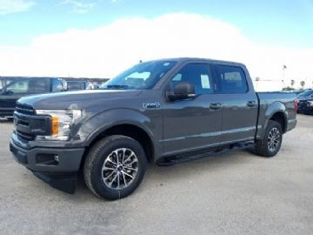 2018 FORD F-150 XLT 4WD SuperCrew 5.5' Box 2.7L ECOBOOST in Mississauga, Ontario