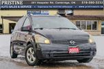 2007 Nissan Quest S Only 128km Accident & Rust Free in Cambridge, Ontario