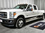 2016 Ford F-350  Lariat 4x4 SD Crew Cab 172.0 in. WB in Red Deer, Alberta
