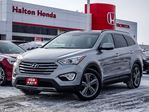 2014 Hyundai Santa Fe LIMITED XLHEATED STEERING WHEELLEATHER in Burlington, Ontario