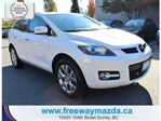 2009 Mazda CX-7 GT-NAVIGATION/SUNROOF/LEATHER/CAM in Surrey, British Columbia