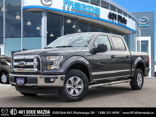 2016 FORD F-150 F150 NO ACCIDENTS ONE OWNER FINANCING AVAILABLE in Mississauga, Ontario