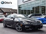 2018 BMW 6 Series xDrive Gran Coupe M SPORT PLUS EDITION in Ottawa, Ontario