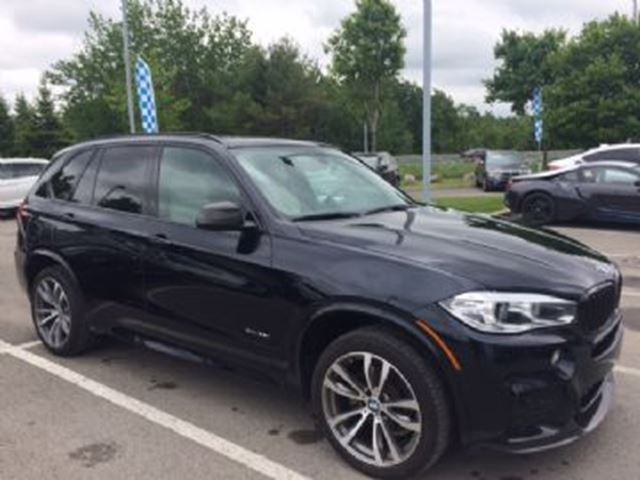 2017 BMW X5 xDrive 35i in Mississauga, Ontario