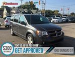 2018 Dodge Grand Caravan Crew   LEATHER   HEATED SEATS   1OWNER in London, Ontario