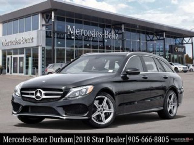 2018 MERCEDES-BENZ C-Class C300S4M in Mississauga, Ontario