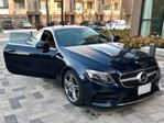 2018 Mercedes-Benz E400 4Matic Coupe ~LOADED~ in Mississauga, Ontario