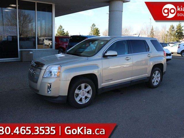 2010 GMC Terrain SLE; DVD PLAYER, BACKUP CAMERA, AWD, BLUETOOTH AND MORE in Edmonton, Alberta