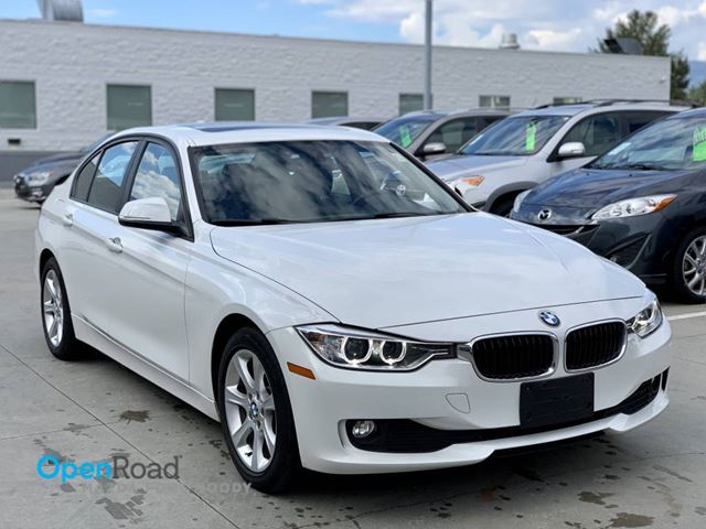 2012 BMW 3 Series 320i RWD Sdn A/T No Accident Local