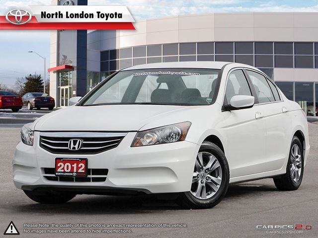 2012 HONDA Accord SE in London, Ontario