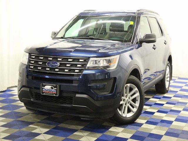 2016 FORD Explorer HEATED SEATS-7 SEATER- BACK UP CAMERA in Winnipeg, Manitoba