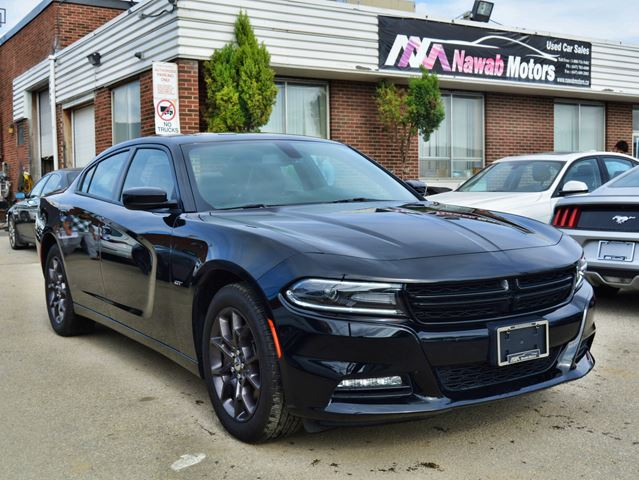 2018 DODGE Charger GT | LEATHER | SUNROOF in Brampton, Ontario