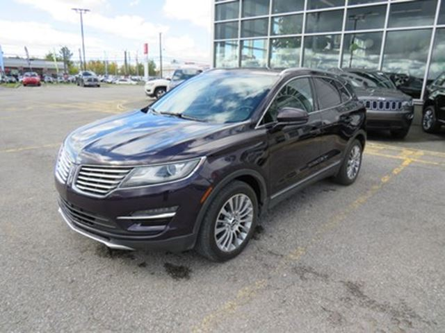 2015 Lincoln MKC AWD, 2.0 ECOBOOST in