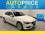 2015 BMW 328d xDrive xDrive MOONROOF|NAVIGATION|LEATHER in Mississauga, Ontario