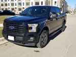 2017 Ford F-150 4WD SuperCrew XLT SPORT 3.5L EcoBoost w/Navi in Mississauga, Ontario