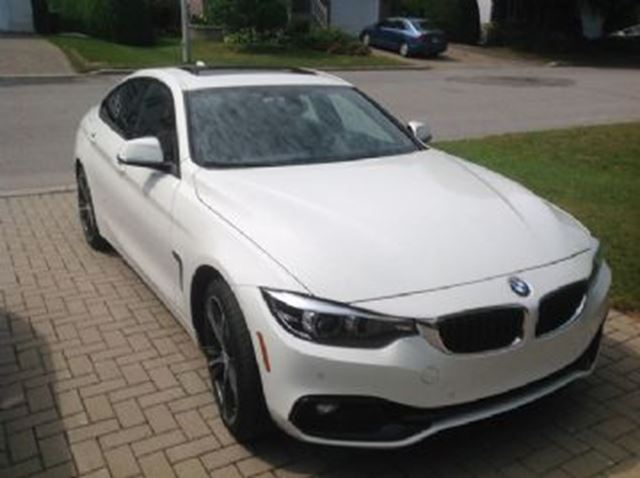 2018 BMW 4 Series 430I XDrive Gran Coupe in Mississauga, Ontario