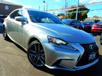 2016 Lexus IS 300 AWD F-SPORT  NAVIGATION.CAMERA.BSM  LEATHER.ROOF in Kitchener, Ontario