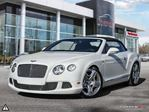 2012 Bentley Continental 2dr Conv in Mississauga, Ontario