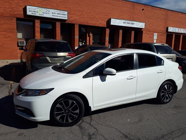 2014 HONDA Civic EX in Toronto, Ontario
