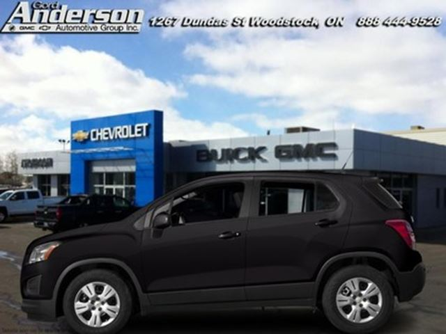 2015 Chevrolet Trax 2LT - Certified - Bluetooth in