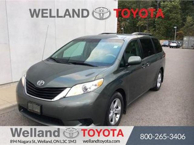 2014 TOYOTA Sienna LE 8 Passenger LE 8 Passenger - One Owner - Great in Welland, Ontario
