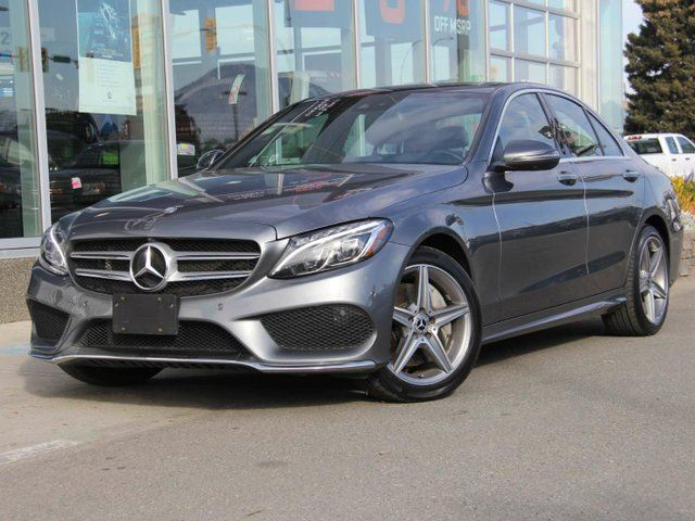 used 2017 mercedes-benz c-class 2.00 c 300 4dr awd 4matic sedan