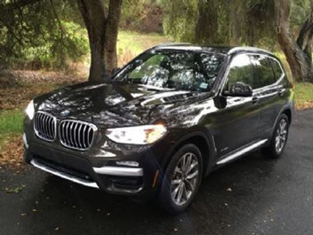 2018 BMW X3 30i xDrive, X Line, Excess Wear Protection in Mississauga, Ontario