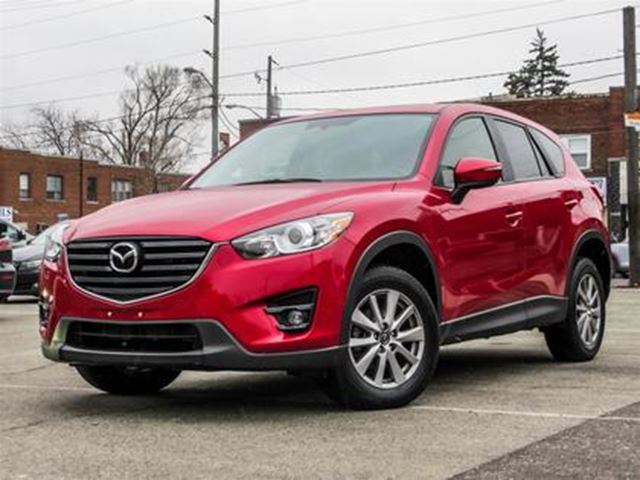 2016 MAZDA CX-5 GS Touring AWD LOW KMS Sunroof Navigation Camera in Toronto, Ontario