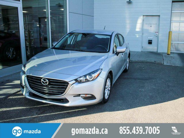 2018 MAZDA MAZDA3 Sport GS SPORT HEATED STEERING WHEEL/SEATS B/U CAM in Edmonton, Alberta