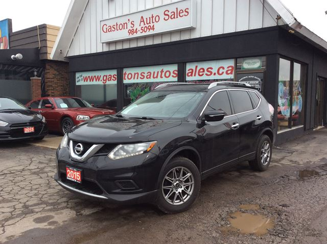 2015 Nissan Rogue BACKUP CAM! BLUETOOTH! in St Catharines, Ontario