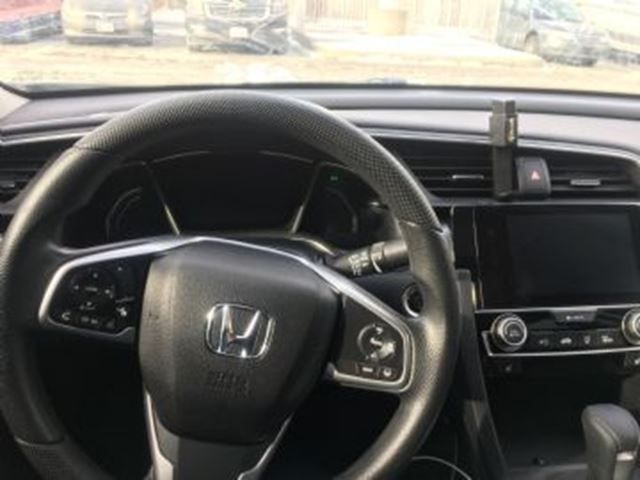 2017 HONDA Civic 4dr CVT EX w/ Honda Plus in Mississauga, Ontario