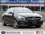 2015 Mercedes-Benz CLA250 4MATIC, PANORAMIC ROOF, LEATHER SEATS, NAVIGATION in North York, Ontario