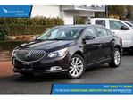2014 Buick LaCrosse Leather Leather, Sunroof, Backup Camera in Coquitlam, British Columbia