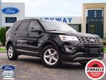 2017 Ford Explorer XLT AWD  LEATHER  GPS  SUNROOF  BLUETOOTH in Waterloo, Ontario
