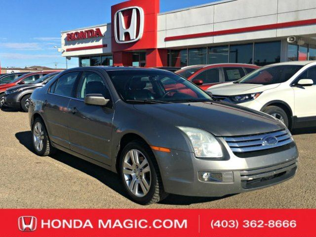 2008 Ford Fusion SEL in Brooks, Alberta
