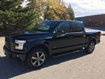2017 Ford F-150 4WD SuperCrew  XLT 145 FX4 Off Road in Mississauga, Ontario