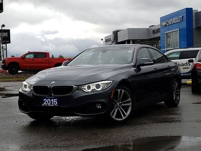 2015 BMW 428i xDrive Gran Coupe xDrive, LEATHER, NAV, SUNROOF, NO ACCIDENTS in Newmarket, Ontario