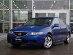 2005 Acura TSX 5 SPD at in Vancouver, British Columbia