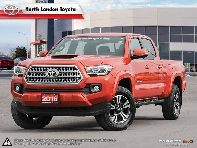 2016 Toyota Tacoma Sr5 Great Resale Value And Tow Up To 6800lb