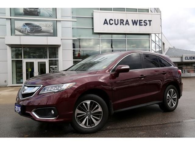 2016 ACURA RDX Elite Pkg in London, Ontario